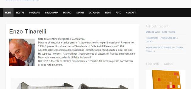 Enzo Tinarelli – Mosaicista