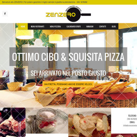 Zenzero – Ristorante Pizzeria